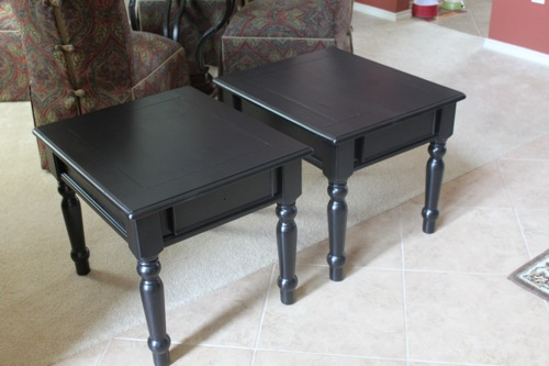 painted nightstands - decorchick! ®