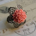 Wired Whimsy Ring