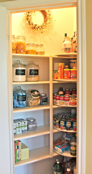 The Great Pantry Makeover Decorchick