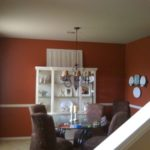 Crown Molding in Dining Room w/Tutorial