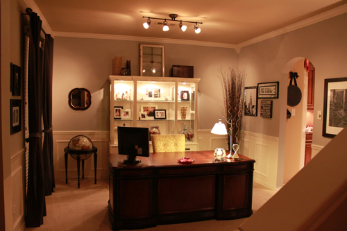 Turning Your Dining Room Into An Office