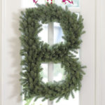 My Version of the Ballard Alphabet Wreath