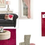 A Sweet Valentine Room