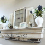 The Spring Mantel
