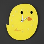 CQ Chick Clock