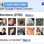 So Long Google Friend Connect, and a Request to All of You
