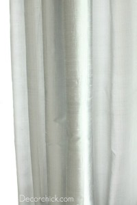 Silver Grey Curtains
