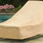 Chaise Patio Cover