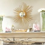 The Spring and Easter Mantel!