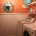 The Laundry Room Makeover!