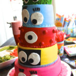 An Awesome Yo Gabba Gabba Party
