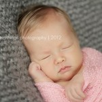 A Real Photo Shoot {Newborn Pictures}
