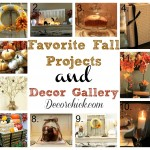 The Best of Fall Projects Now In One Place