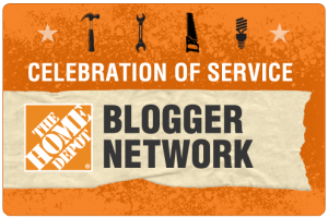 Home Depot Badge
