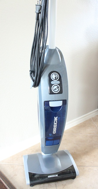 Oreck Versavac Vacuum And Steam Mop Review And Giveaway
