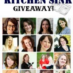 Everything AND The Kitchen Sink $5,000 Giveaway!!!