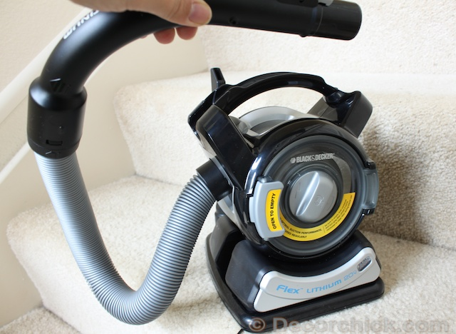 Black & Decker Flex Vac