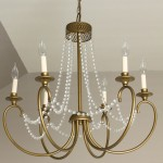 The Nursery Chandelier {And a HUGE Cyber Monday Deal!}