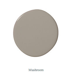 Shades of Grey {I Found The Perfect Smokey Grey Paint Color ...