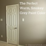 Warm Grey Paint Color