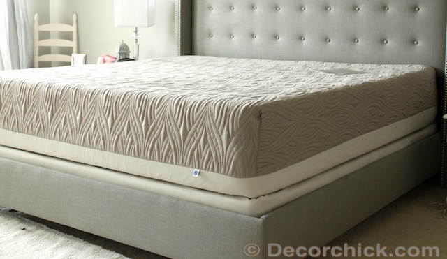 Getting A New Bed finally getting some good sleep {our new bed!} - decorchick! ®
