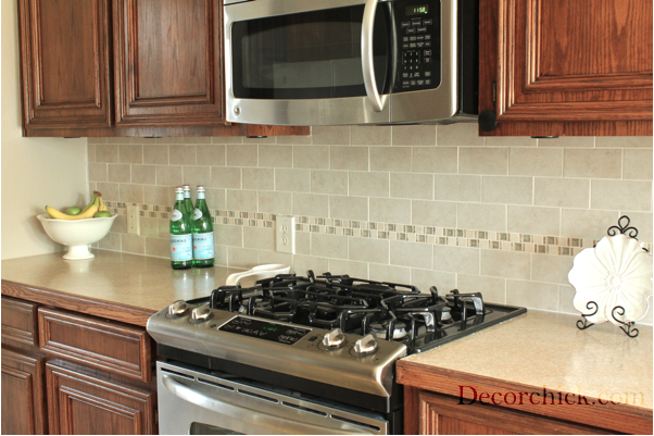 Subway Tile Backsplash Decorchick