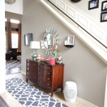 A Small Change But A Big Impact! {New Entry Rug}