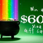 Pot of Gold Giveaway!! {$600 Visa Gift Card}