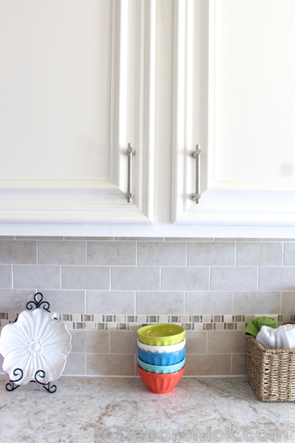 White Kitchen Knobs the kitchen cabinet jewels {cabinet hardware} - decorchick! ®