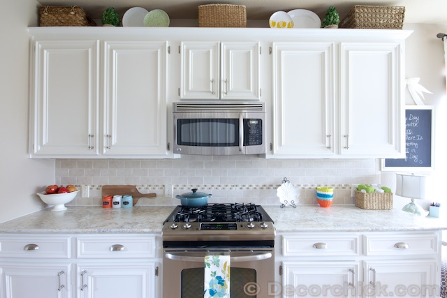 white kitchen cabinets sherwin williams alabaster - Sherwin Williams Kitchen Cabinet Paint