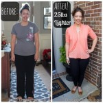 How Much Did I Lose?? {An Update on The 8 Week Weight Loss Challenge}