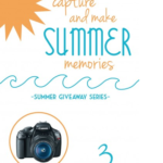 Huge Summer Giveaway with 3 Canon Rebels and Universal Studios Package!