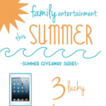 Huge Summer Giveaway Part 2, With 3 ipad Minis!