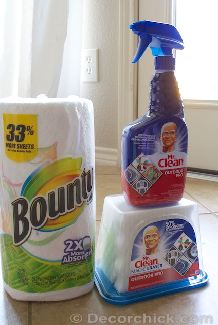 Mr Clean Products