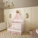 Vintage Girl Nursery | www.decorchick.com