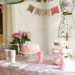 A Not Too Pinteresty Vintage Shabby Chic Ballerina Party