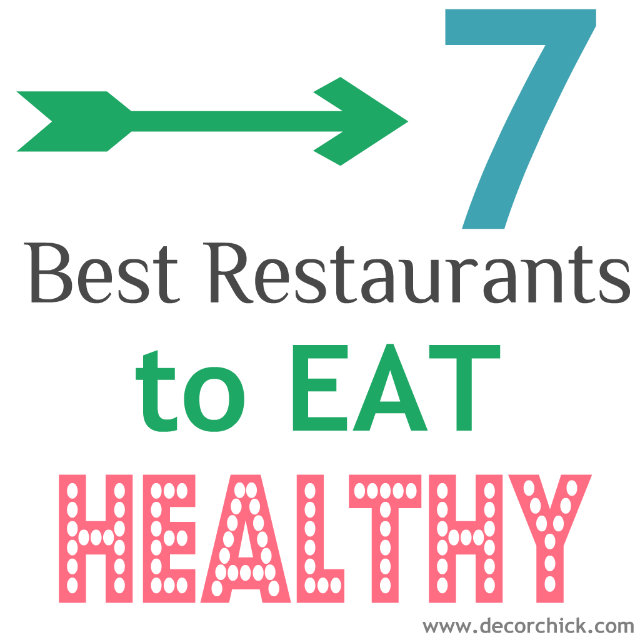 Healthy Restaurants