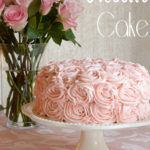 A Gorgeous Rose Cake
