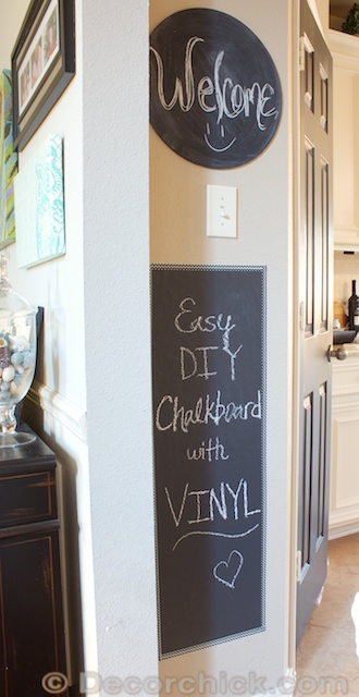 How-To-Make-Chalkboard | Decorchick.com