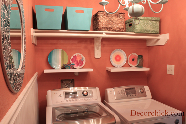 Laundry Room Updates and a 500 Home Depot Giveaway Decorchick