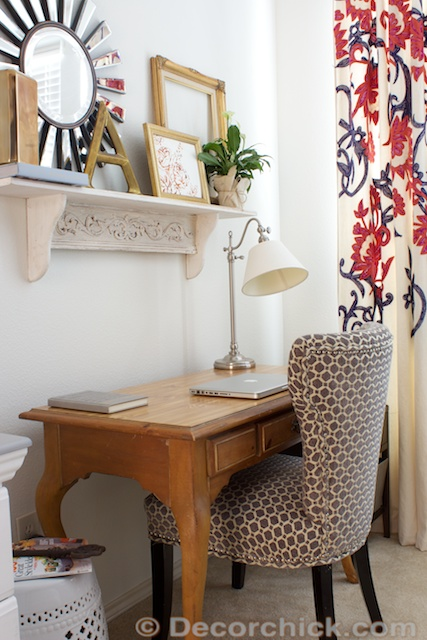 Cool Office In The Bedroom Decorchick Largest Home Design Picture Inspirations Pitcheantrous
