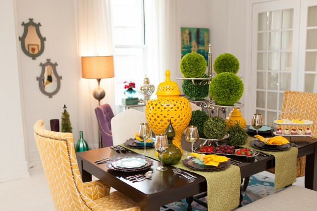 Homegoods Dining Room