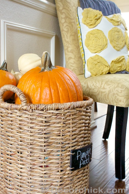 Pumpkin Patch | www.decorchick.com
