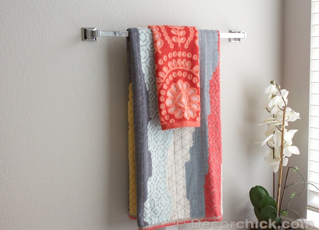 Anthropologie Decorative Towel