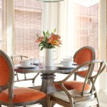 Breakfast Room Updates with Table and Chairs | www.decorchick.com