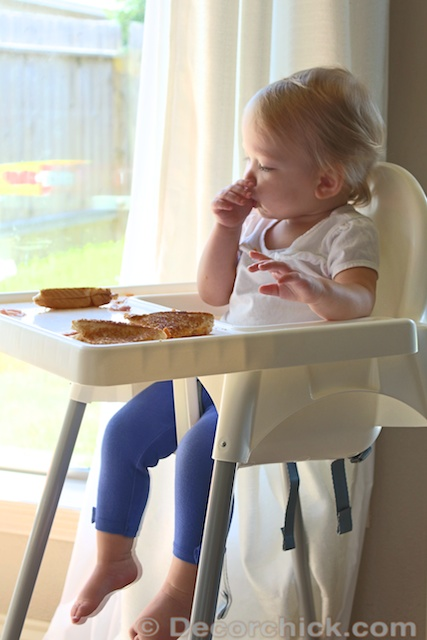 Ikea High Chair | www.decorchick.com