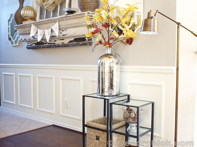 Decorating With Nesting Tables | www.decorchick.com