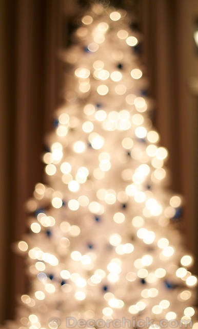 Bokeh-Christmas-Tree