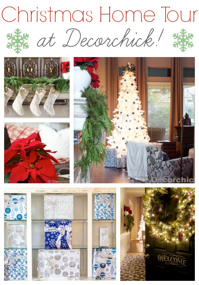 Christmas Home Tour | www.decorchick.com