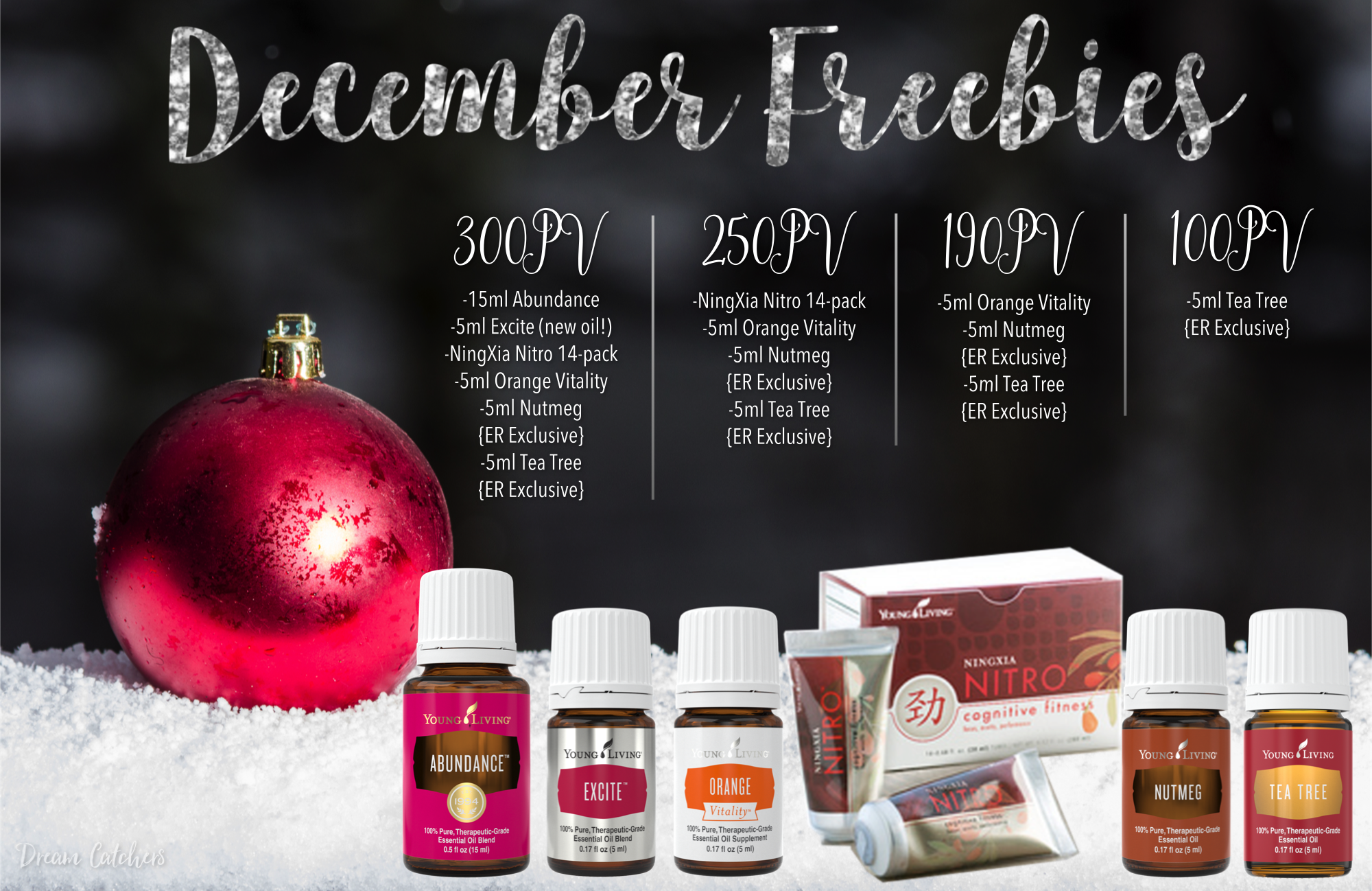 December Promotion from Young Living | Decorchick!®